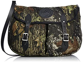 Double Shell Bag B-123: Mossy Oak New Break-Up