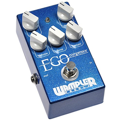 Wampler Pedals [ワンプラーペダル] Ego Compressor