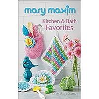 Kitchen & Bath Favorites Pattern Book by Mary Maxim