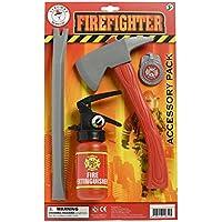 Aeromax Firefighter Accessory Set [並行輸入品]