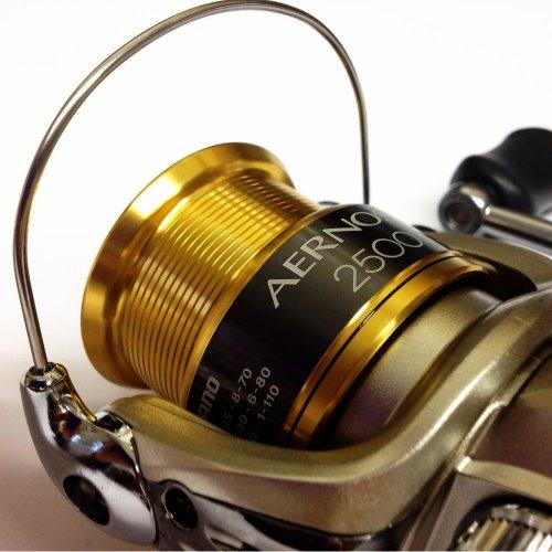 Shimano Aernos Xt 2500s Spinning Reel Saltwater Fishing 28662 From Jp 4969363028662