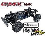 CMX 4WD オフロード・クローラー ロングホイールベース(267mm)(KIT)(ESC/モーター付属) 532145