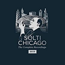 Sir Georg Solti - Complete Chicago Recordings [108 CD Box Set]
