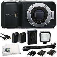 Blackmagic Design ポケットシネマカメラ + 10ピースエッセンシャルアクセサリーキット