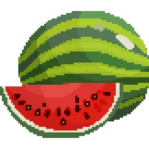 Amazon Co Jp Fruits Pixel Art Paint By Number Sandbox Coloring Pages Apps For Android