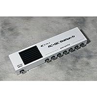 CAJ カスタムオーディオジャパン エフェクター用パワーサプライ AC/DC Station IV White (アダプター、DCケーブル付き)