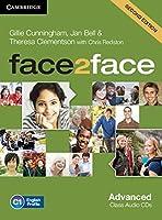face2face. 3 Class Audio-CDs. Advanced - Second Edition