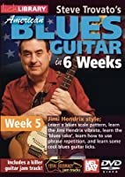 American Blues in 6 Weeks: Week 5 Jimi Hendrix [DVD]