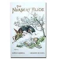 The Nursery Alice オリジナル・ポストカード Alice in Wonderland The Nursery Alice カードギフト