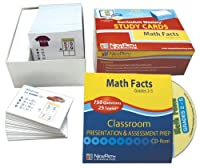 NewPath Learning Math Facts Study Card Grade 2-5 [並行輸入品]