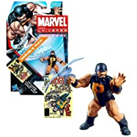 Hasbro Year 2011 Marvel Universe Series 4 Single Pack 2-1/2 Inch Tall Action Figure #20 - MARVEL'S PUCK (Eugene Milton