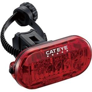 CAT EYE(キャットアイ) セーフティライト [TL-LD155-R] OMNI-5 オムニファイブ リア用