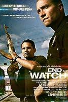 "End of Watch ( LAPD–映画ポスター–サイズ24"" x36"""
