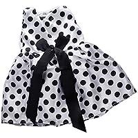 ノーブランド品  ノースリーブ  スカート  ドレス 18インチアメリカ人形用 10種類選べる  - 02