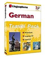 German CD Travel Pack (Linguaphone Travel Pack)