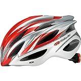 OGK KABUTO(オージーケーカブト) ヘルメット REGAS-2 ファングレッド サイズ:M/L
