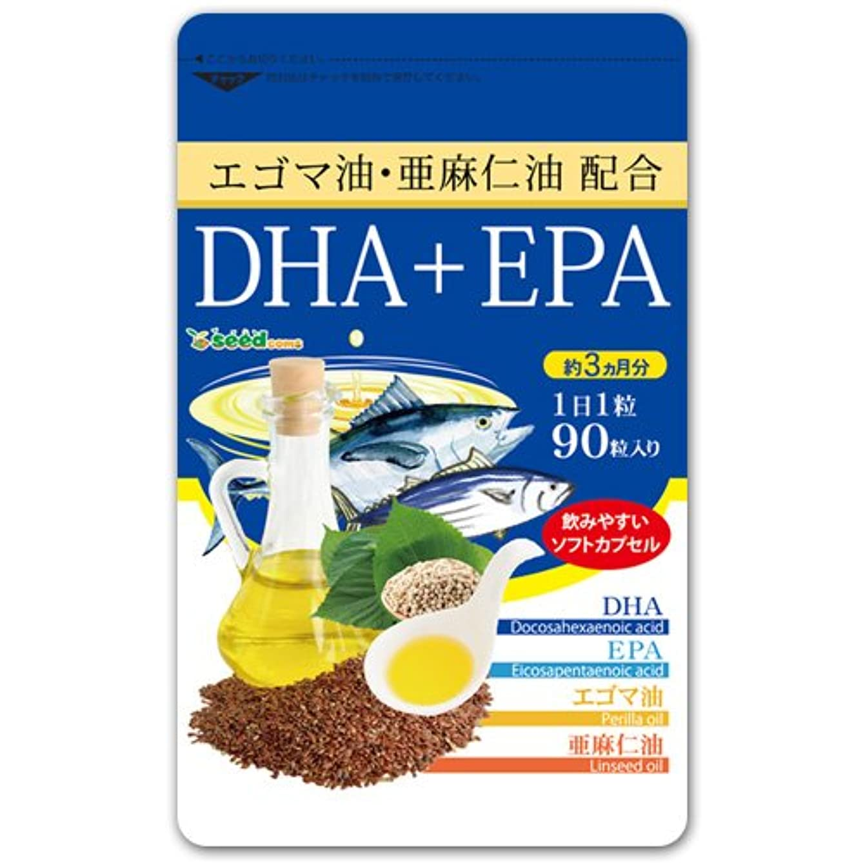 計算可能登場シネウィ亜麻仁油 エゴマ油配合 DHA+EPA (約3ヶ月分/90粒)