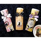 気まぐれねこのプチギフト(クランチチョコ2本入り)1個 大人かわいい猫ちゃんパッケージ※デザインは選べません【結婚式 二次会 バレンタインデー ホワイトデー 愛猫家へのプレゼントに】