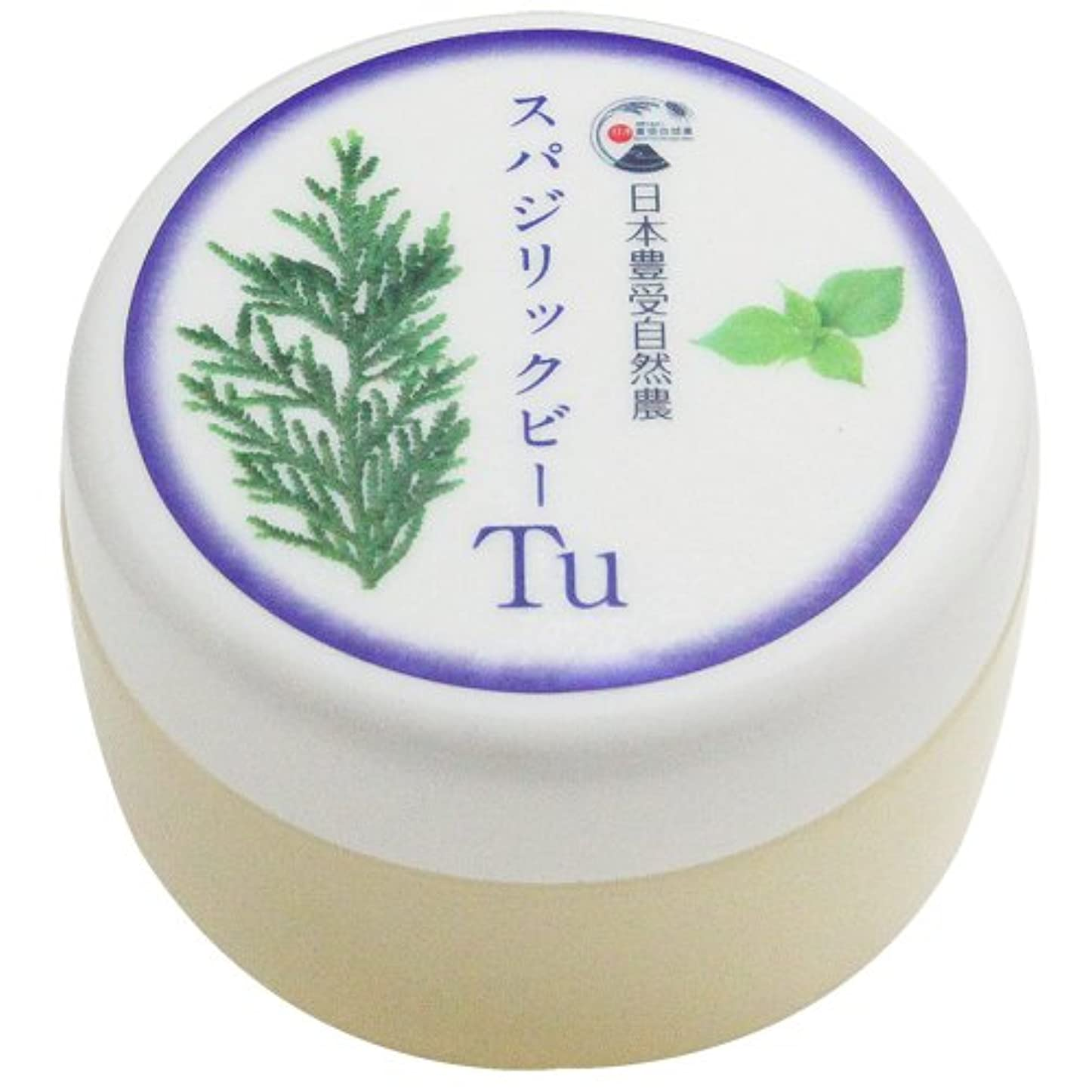 妊娠した呪い不誠実日本豊受自然農 スパジリック ビーTu(特大) 135g