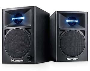 NUMARK ニュマーク アクティブモニタースピーカー NWAVE360 NU-MON-001