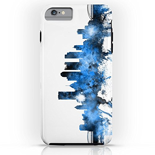 society6 Pittsburgh Pennsylvania Skyline Tough Case iPhone 6s Plus