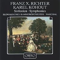Richter/Kohout: Symphonies [Import]