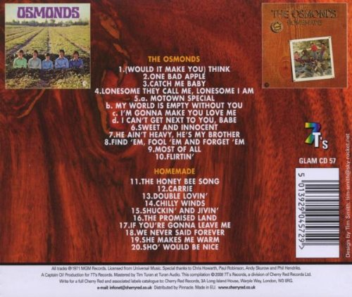 The Osmonds/Homemade