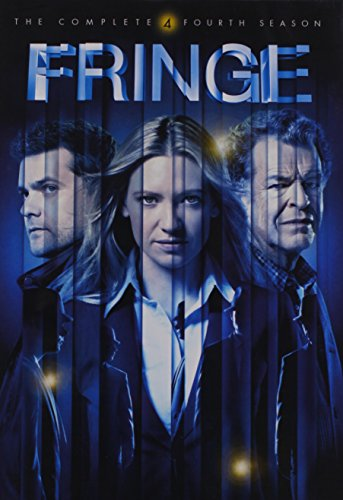 Fringe: The Complete Fourth Season [DVD] [Import]