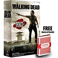 Walking Dead Card Game w/ Free Deck of Playing Cards by Cryptozoic Entertainment [並行輸入品]
