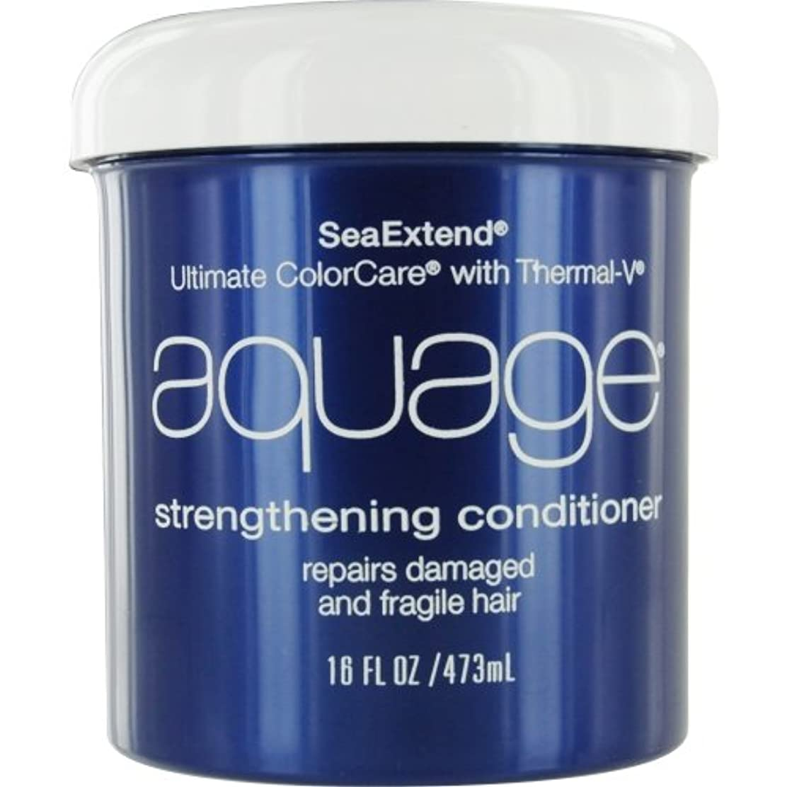 反発貼り直すブルSeaextend Ultimate Colorcare with Thermal-V Strengthening Conditioner