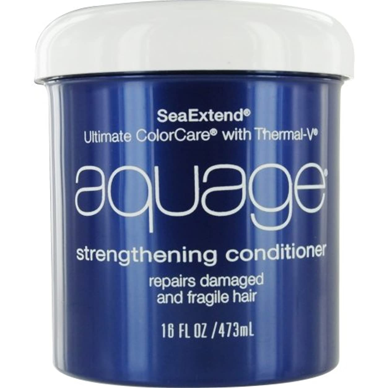 解釈ドア予防接種Seaextend Ultimate Colorcare with Thermal-V Strengthening Conditioner