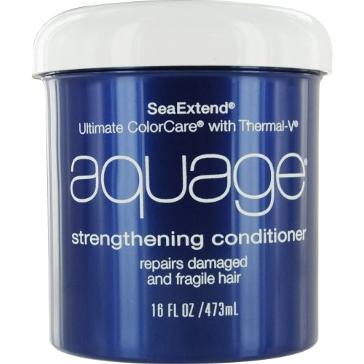 投資最適飼い慣らすSeaextend Ultimate Colorcare with Thermal-V Strengthening Conditioner