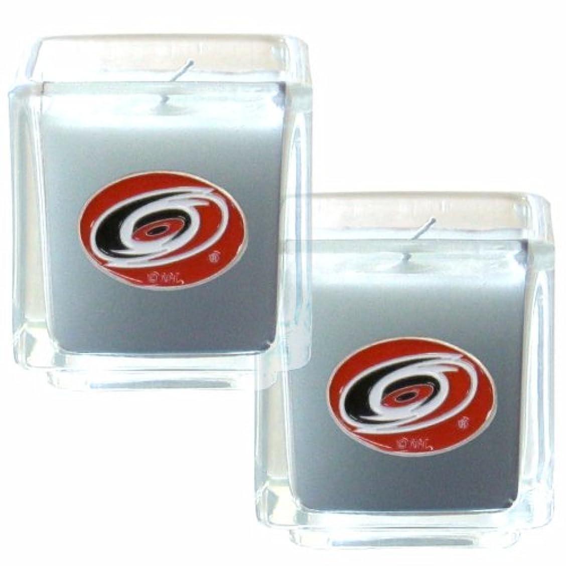 矛盾するスラック鎮痛剤NHL Scented Candle Set ホワイト