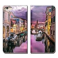 (ティアラ)Tiara iPhone 11 iPhone11 スマホケース 手帳型 ベルトなし 観光船 ヨット 船舶 ボート 海 手帳ケース カバー バンドなし マグネット式 バンドレス EB283030107905