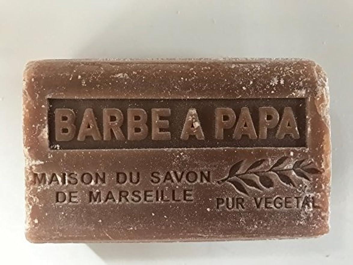 ブロッサム開いた減らすSavon de Marseille Soap Cotton Candy Shea Butter 125g