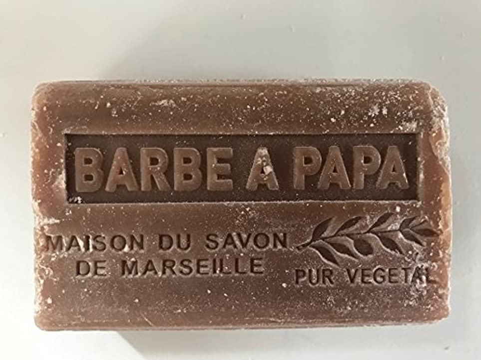 ドール絶壁金曜日Savon de Marseille Soap Cotton Candy Shea Butter 125g
