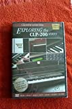 [ヤマハ]Yamaha Clavinova CLP200 Series DVD Exploring the CLP200 Series including the CLP220, CLP 265GP, and the CLP295GP [並行輸入品]