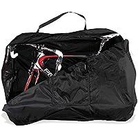 SCICON Smart Pocket Design Pocket Bike Bag Black [並行輸入品]