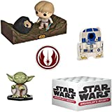 FUNKO Star Wars SMUGGLER'S Bounty Box: Dagobah Theme