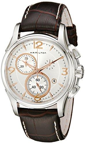 [ハミルトン]HAMILTON 腕時計 ジャズマスター クオーツ H32612555 メンズ 【正規輸入品】