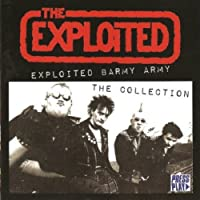 Exploited Barmy Army-the Collection