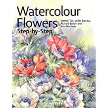 Watercolour Flowers Step-by-Step