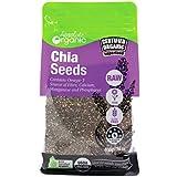 Absolute Organic Black Chia Seeds, 400g