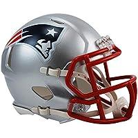Riddell(リデル) NFL ペイトリオッツ ミニヘルメット Mini Replica Helmet SPEED - [並行輸入品]