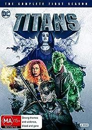 Titans: Season 1 (DVD)