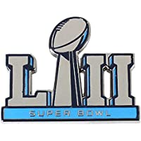 Super Bowl LII ( 52 )ロゴピン