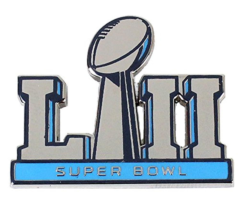 Super Bowl LII ( 52 )ロゴピン