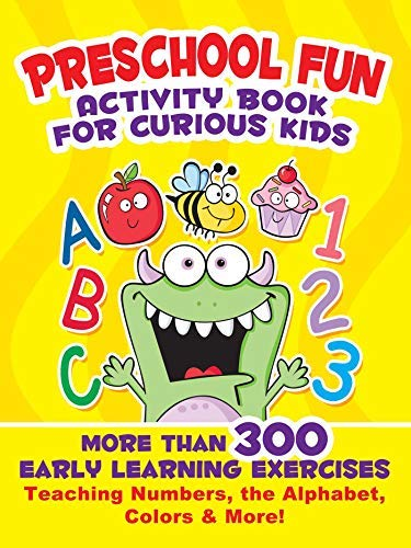 Preschool Fun Activity Book fo...
