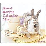 アクティブコーポレーション うさぎ カレンダー 2016年 壁掛け Sweet Rabbit ACL-36