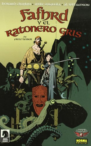 Fahfrd y el ratonero gris/ Fafhrd and the Gray Mouser